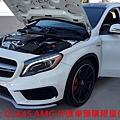 美規外匯車團購車型 BENZ GLA45 AMG