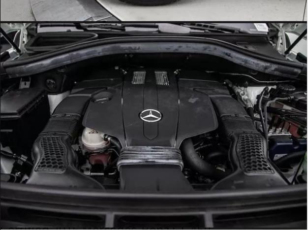GL450改款後的新引擎E30