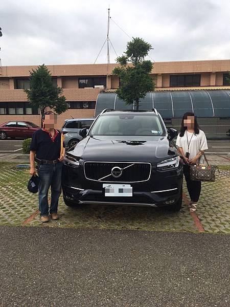 加拿大海運回台灣領牌交車