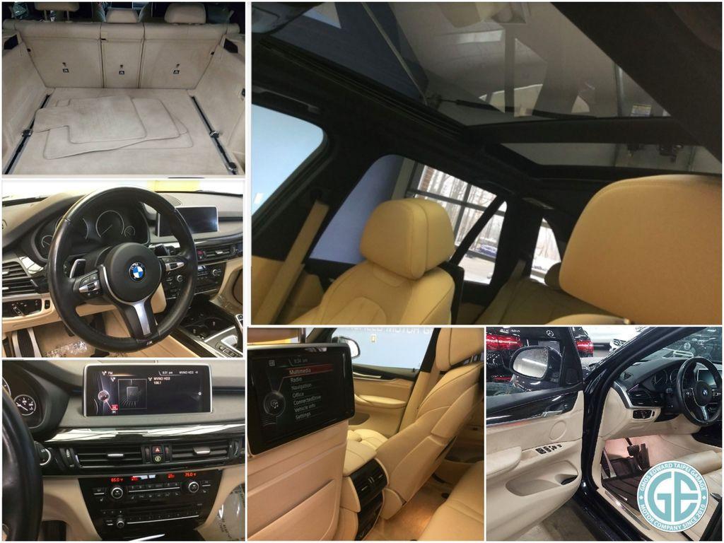 上圖是莊大哥美國代辦的BMW X5 35ix f15外匯車的內裝格局,不難發現用料材質與精緻度上,都越來越有接近豪華房車的氛圍~  變速系統新增ECO PRO節能模式,當切換至ECO PRO節能模式時,變速系統會一方面控制引擎轉速、油門踏板的靈敏度也會隨之改變  確保加速的穩定性,以達到節省油耗的最佳行駛狀態,另一方面則會將車內耗電的配備包括空調系統、座椅和車外後視鏡加熱裝置等採取適當的耗電量控制  根據BMW原廠實驗室的測試結果,ECO PRO節能模式最多可以較傳統變速系統節省超過20%的燃油消耗。
