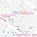 GE台北車庫地圖