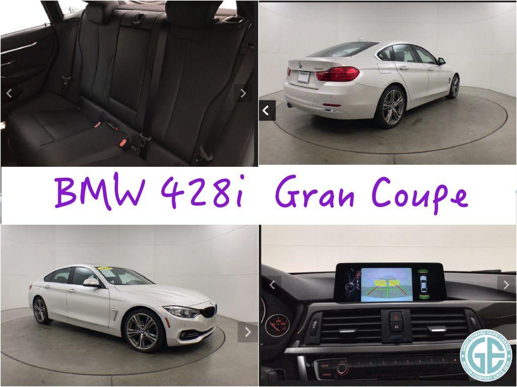 美國代購進口2016BMW 428i Gran Coupe外匯車團購進口外匯車推薦GE台北車庫車商