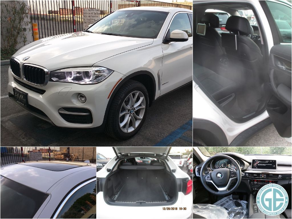 bmw  x6與benz gle45 coupe配備