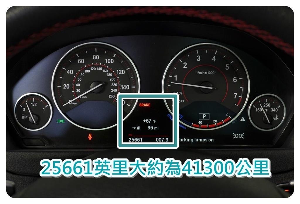 這輛BMW430I Gran Coupe的里程為25661英里,算是里程數不多的車款而這輛BMW430I Gran Coupe從美國簽約到運回台灣的價格大約只需要135萬元!!不過還是會依照每一輛外匯車進行價格評估喔,里程數越低、配備越多的車款,價格會比較高唷!!