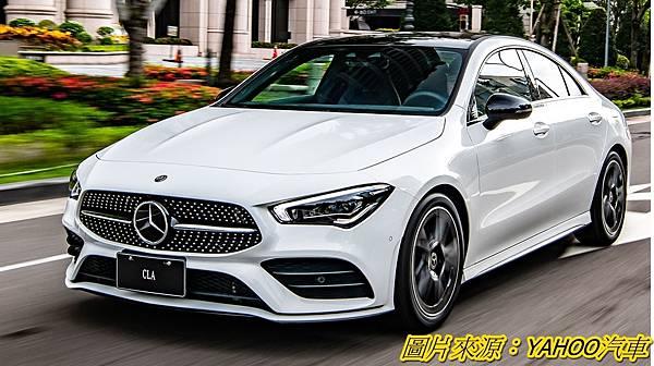 千呼萬喚始出來,大改款Mercedes-Benz CLA終於現身啦 許多車友請GE台北車庫的阿鋒購買好幾台大改款後的賓士CLA250
