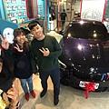 新竹車友姜兄在挑選外匯車商功課作足,網友們推薦的車商一一拜訪,也讓ge車庫有機會服務進口bmw 528 m版車型