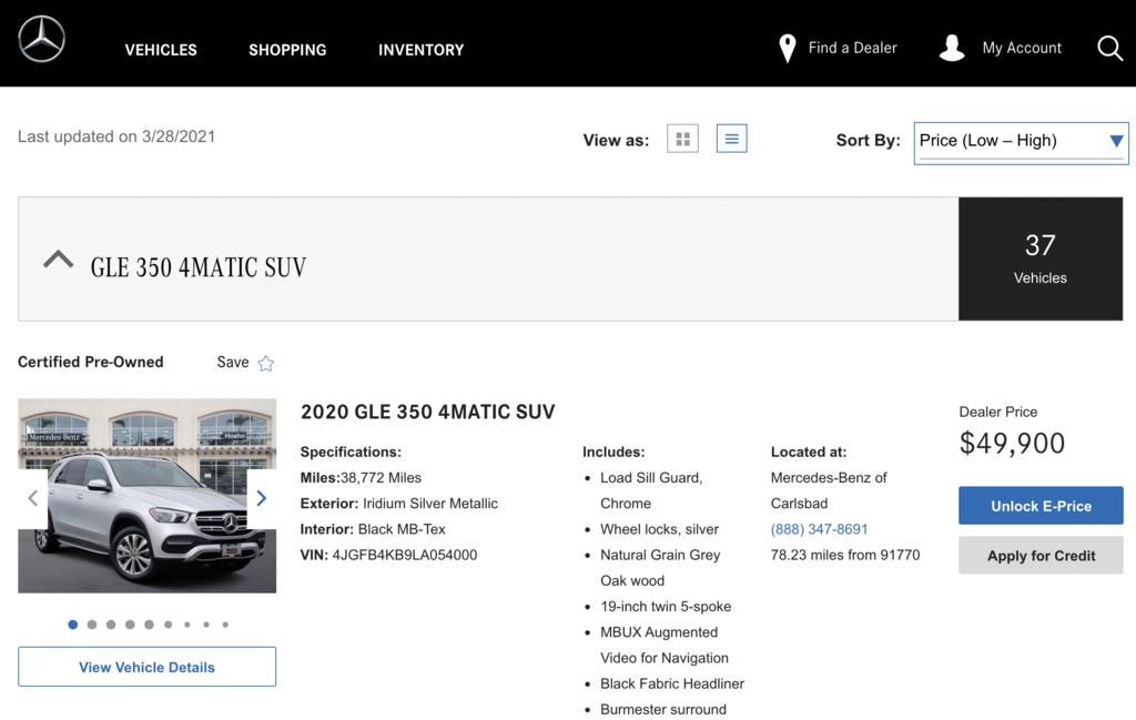 美國賓士原廠認證車 v167 gle350美金價格49900元運回台灣需要多少費用呢,進口一台glc350 需要多久時間宣