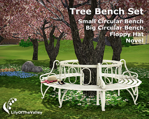 Lily_tree_bench