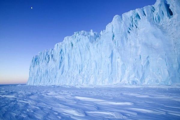 南極的殺人風 南極的冷不一定能凍死人,南極的風能殺人