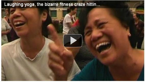 大笑瑜珈 越南