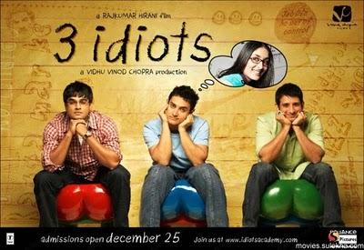三傻交考卷 大鬧寶萊塢 譯名3 Idiots