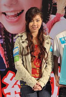 香港知名歌手「阿GEM」鄧紫棋