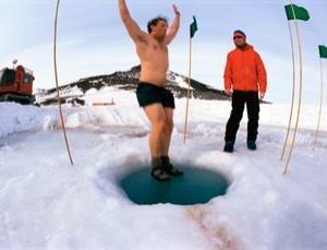 人體的12個極限 5.人能忍受多低的溫度?