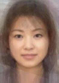 日本大眾臉女孩