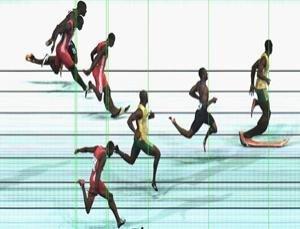 人體的12個極限 1.人的速度極限是多少?