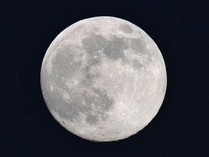 超級月亮 極端天氣 科學家憂天災