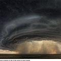 上帝之眼 暴風雨 壯觀的「風暴之眼」,令人嘆為觀止