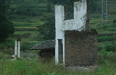 中國鬼村 羅垟村 死亡名單