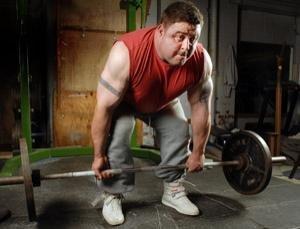人體的12個極限 10.人最多能夠舉起多少重量?