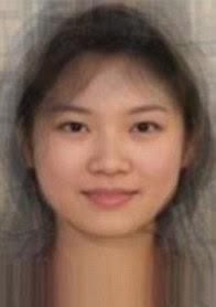 中國大眾臉女孩