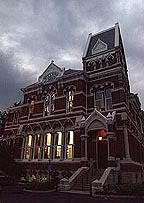 被公認為猛鬼的公立圖書館