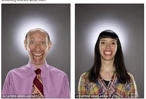 英國 醜人模特兒 公司 這些看似醜陋的模特兒,看起來也是充滿特色