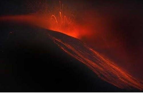 10種世界末日 5.超級火山爆發(Supervolcano,可能性:10%)