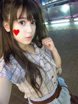 奧真奈美 有著日本第一超萌混血小蘿莉之稱
