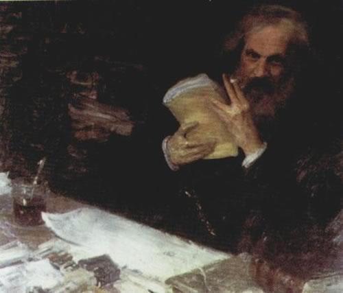科學史上4個著名的夢 3.還有一個重要的夢發生在1869年2月,它關係到化學王國的憲法--元素週期律。
