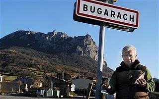 世界末日避難地 位於法國西南部最高比利牛斯山山腳下的平靜小村莊「比加拉什」(Bugarach)