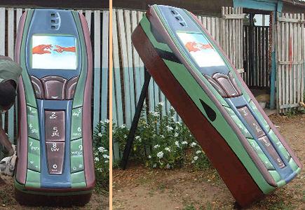 超開心棺材 迦納的棺材師父艾瑞克