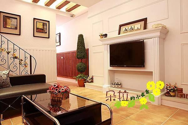 舒適寬敞客廳