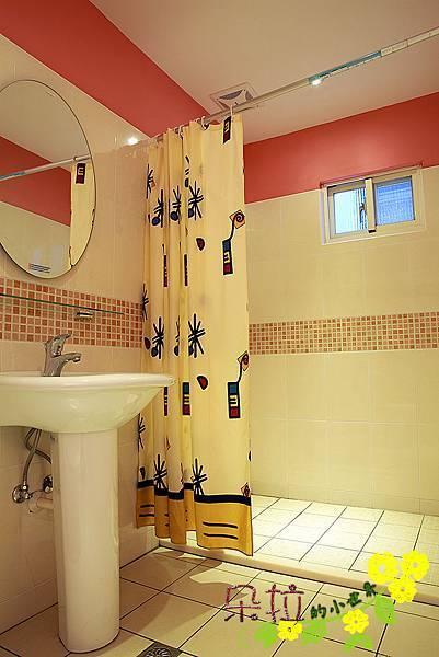 朵拉雙人套房~衛浴設備
