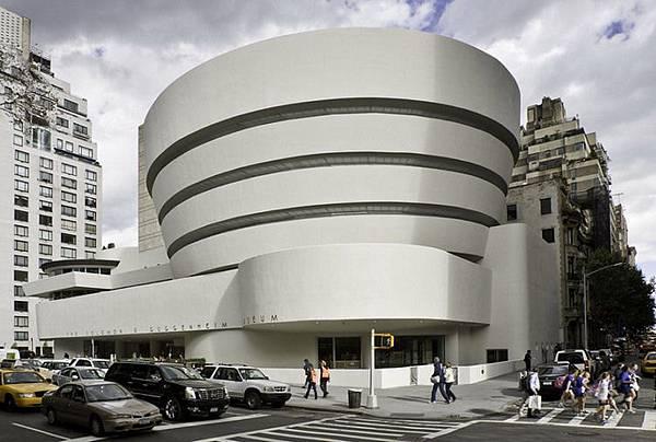 古根漢美術館2
