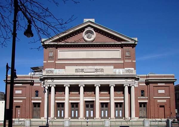 波士頓音樂廳