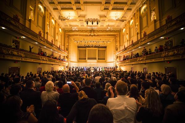 波士頓音樂廳4