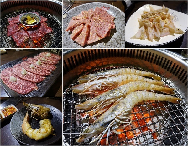 台北美食-油花炭火燒肉專門店0