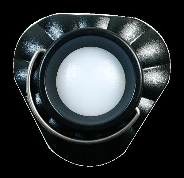 頂部 LED手電筒照明光圈
