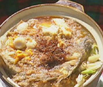 家常小菜/XO醬砂鍋魚煲.bmp