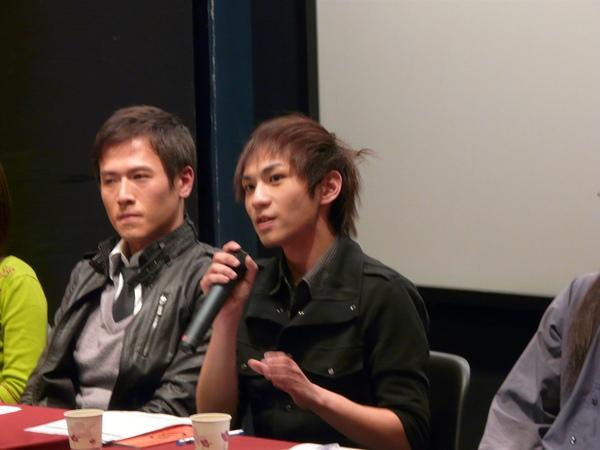 最年輕的評審-小智.JPG