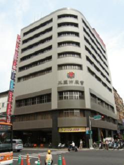 三重農-辦公大樓