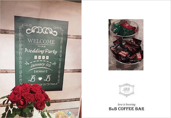 台南香格里拉飯店 咖啡館婚禮佈置04