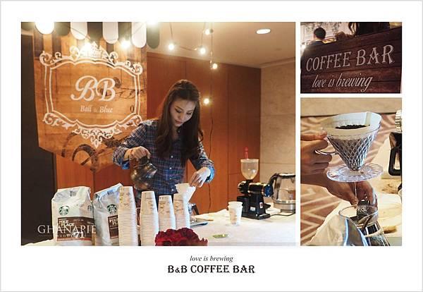 台南香格里拉飯店 咖啡館婚禮佈置07