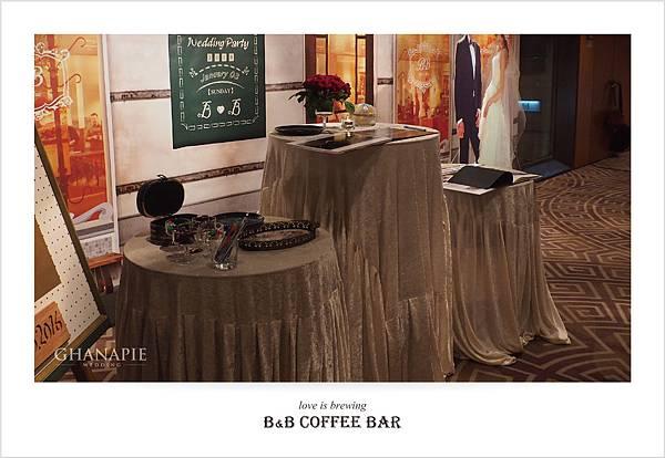 台南香格里拉飯店 咖啡館婚禮佈置08