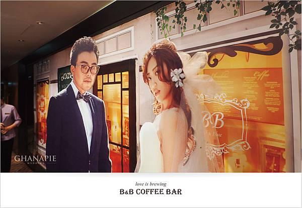 台南香格里拉飯店 咖啡館婚禮佈置11