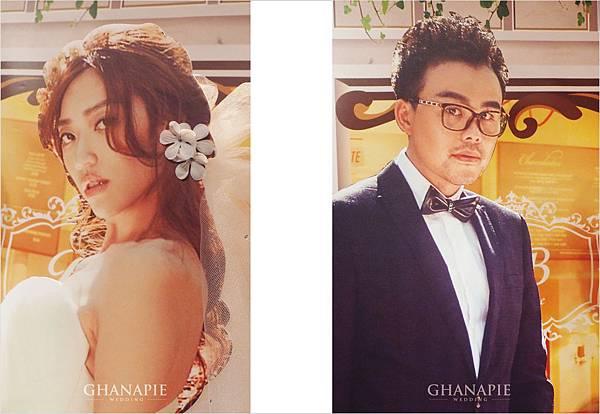 台南香格里拉飯店 咖啡館婚禮佈置14