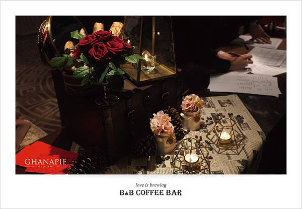 台南香格里拉飯店 咖啡館婚禮佈置17