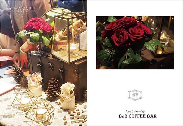 台南香格里拉飯店 咖啡館婚禮佈置18
