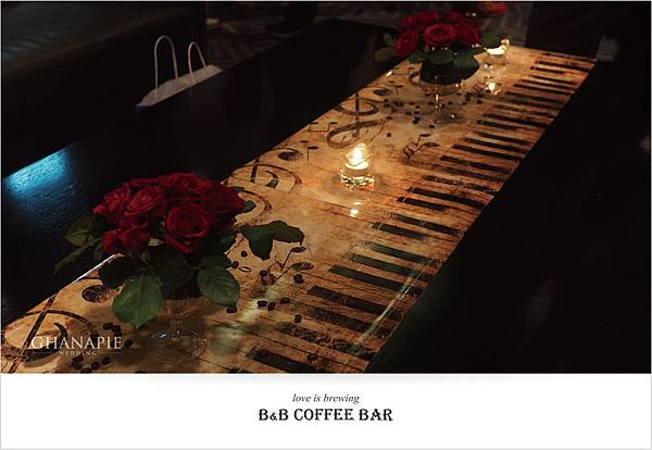 台南香格里拉飯店 咖啡館婚禮佈置23