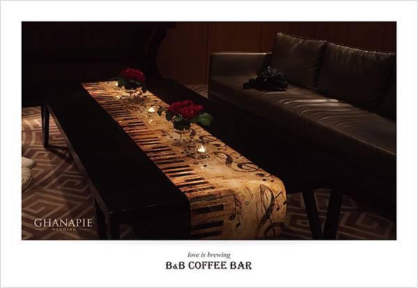 台南香格里拉飯店 咖啡館婚禮佈置32